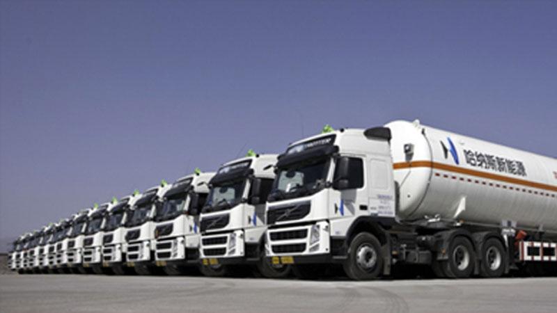 Hanas LNG Logistics wins Innovation award